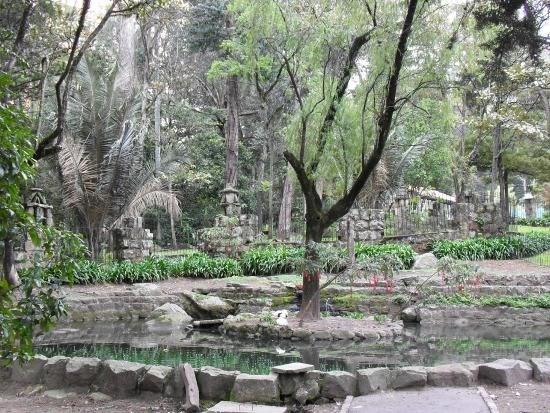 Parque El Chicó - Lifeafar.com