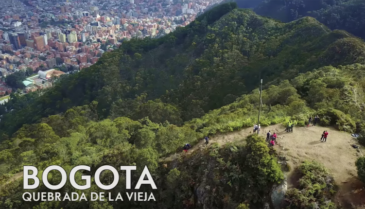Hiking Above the Golden Triangle of Bogota - Lifeafar.com