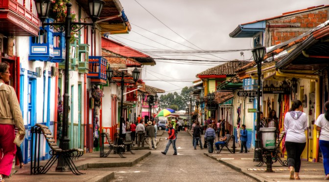 Colombian Lifestyle Culture