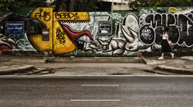 Medellin Grafiti