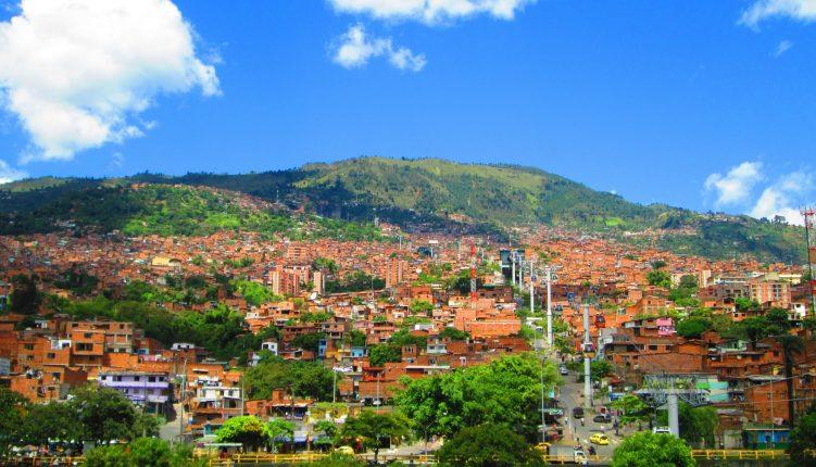 Medellin LIfestyle City Landscape