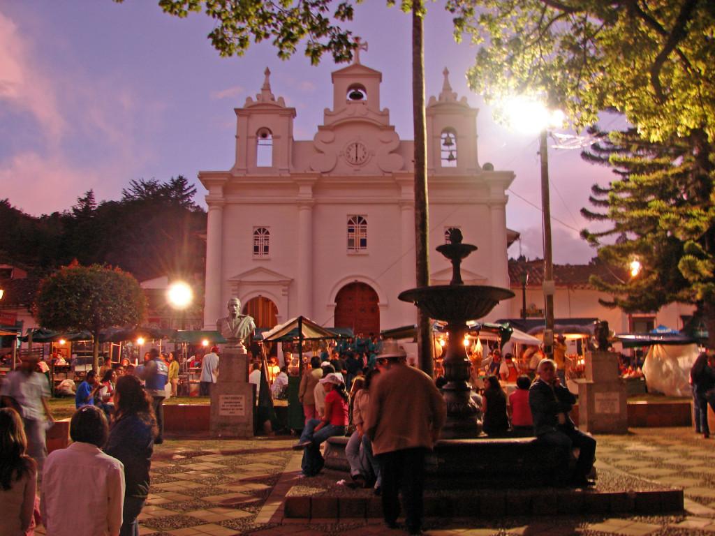 Medellin LIfestyle Parque Envigado