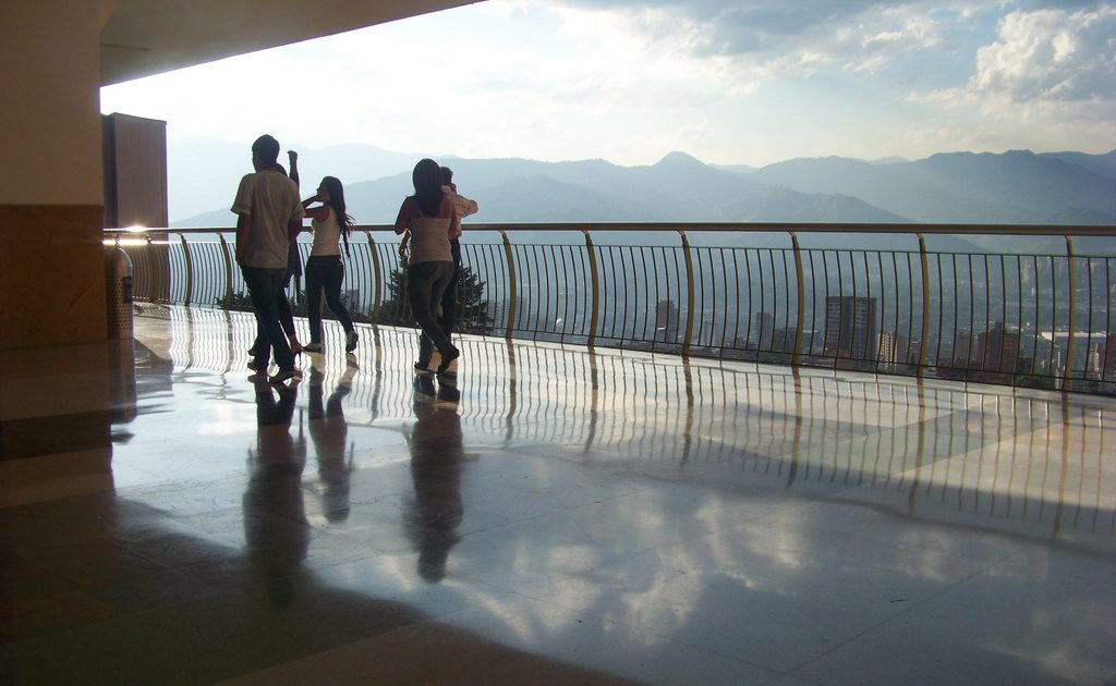 Medellin Lifestyle Best Malls Centro Comercial Tesoro Views