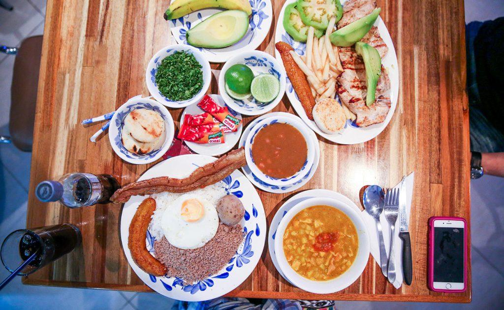 Medellin Lifestyle Food