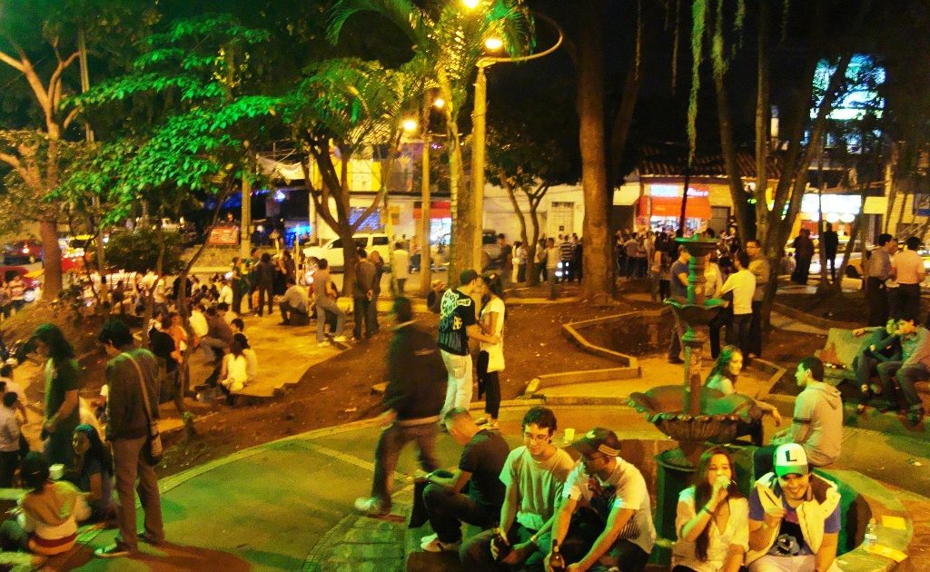 Nightlife women colombia medellin Which City