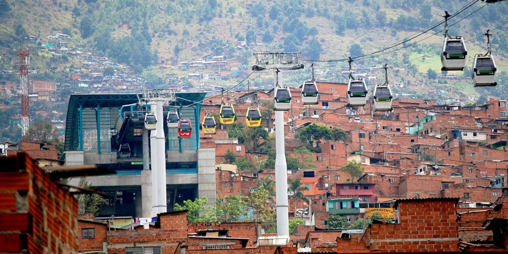 Medellin Lifestyle Metro Cable