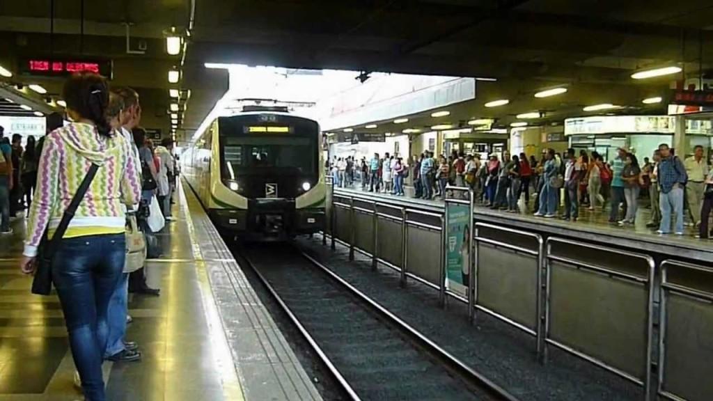 Medellin Lifestyle Metro System
