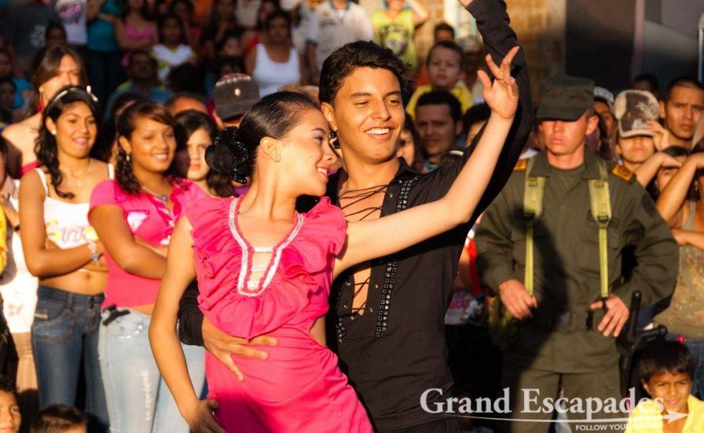 Medellin Lifestyle Salsa Dancing