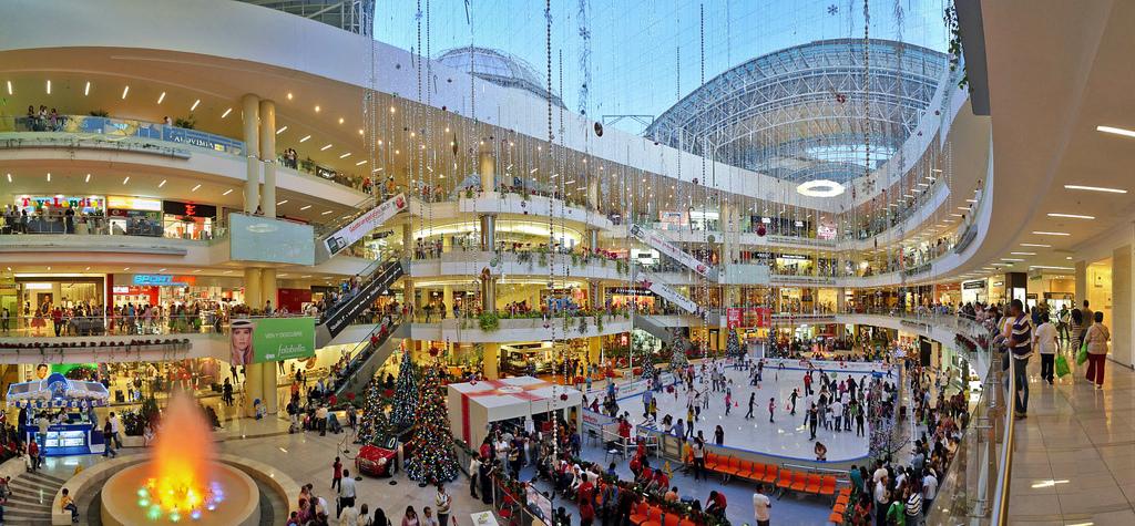 Medellin Lifestyle Sante Fe Mall
