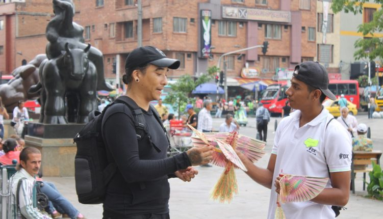 Medellin Lifestyle Tourist