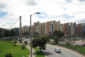 Best place to live Furnished-Apartments-Bogotá