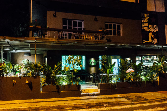 Botanika Lounge, Medellin, Colombia