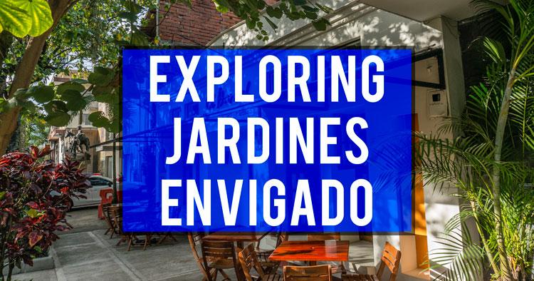 Exploring Jardines Envigado in Medellin Colombia