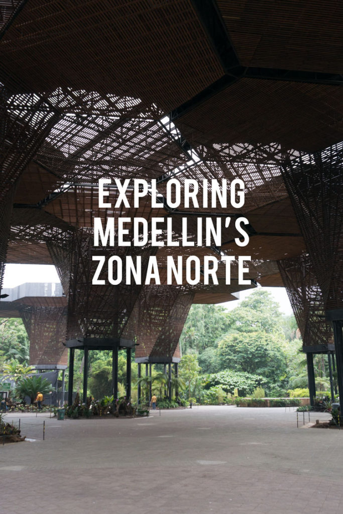 Exploring Medellin's Zona Norte - a place of science, learning, and fun