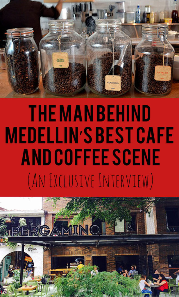 An Exclusive Interview with the Man Behind Medellin's Best Cafe and Coffee Scene