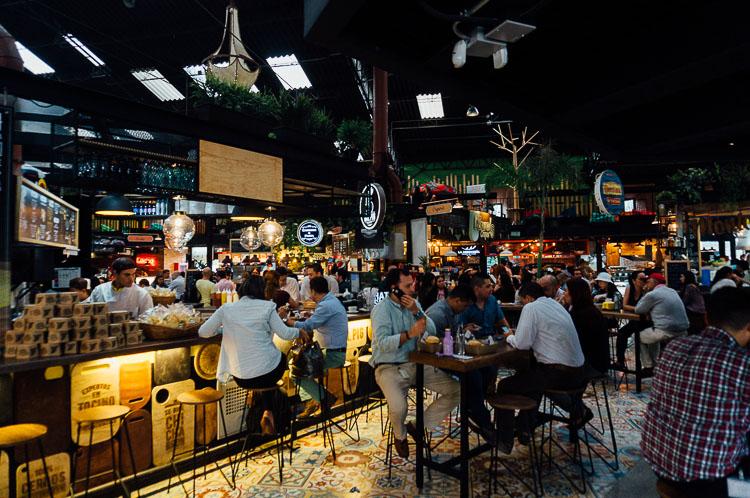 Mercado del Rio - Medellin, Colombia