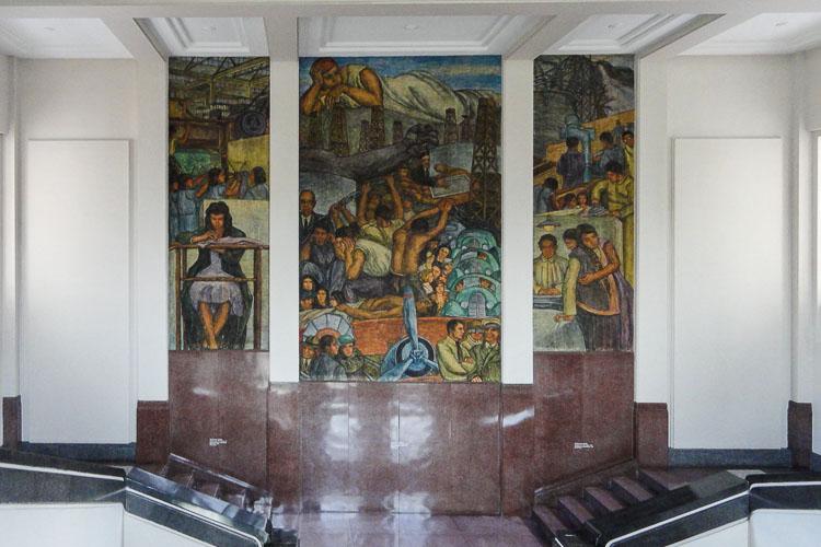 Museo de Antioquia in Medellin Colombia