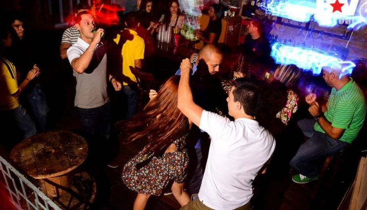 You Can Dance if You Want to: Salsa (and Cinema) In Medellin